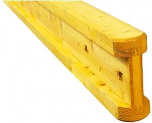 Dřevěný i nosník cena